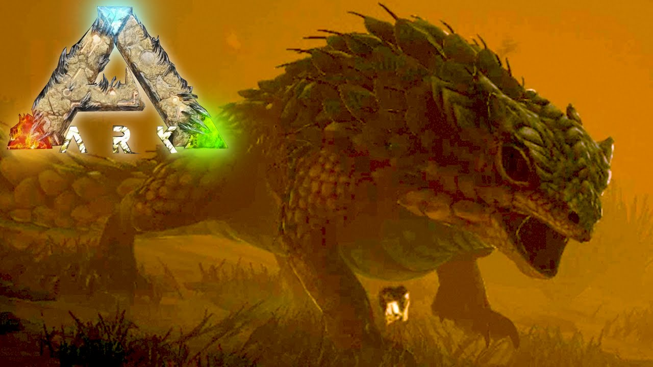 Ark Scorched Earth Dragons Ep1 Scorched Earth Map Gameplay