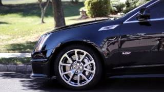 Cadillac Supercharged CTS-V vs. Lamborghini Gallardo
