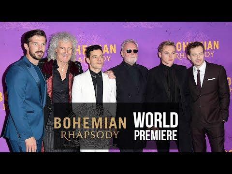 'Bohemian Rhapsody' World Premiere