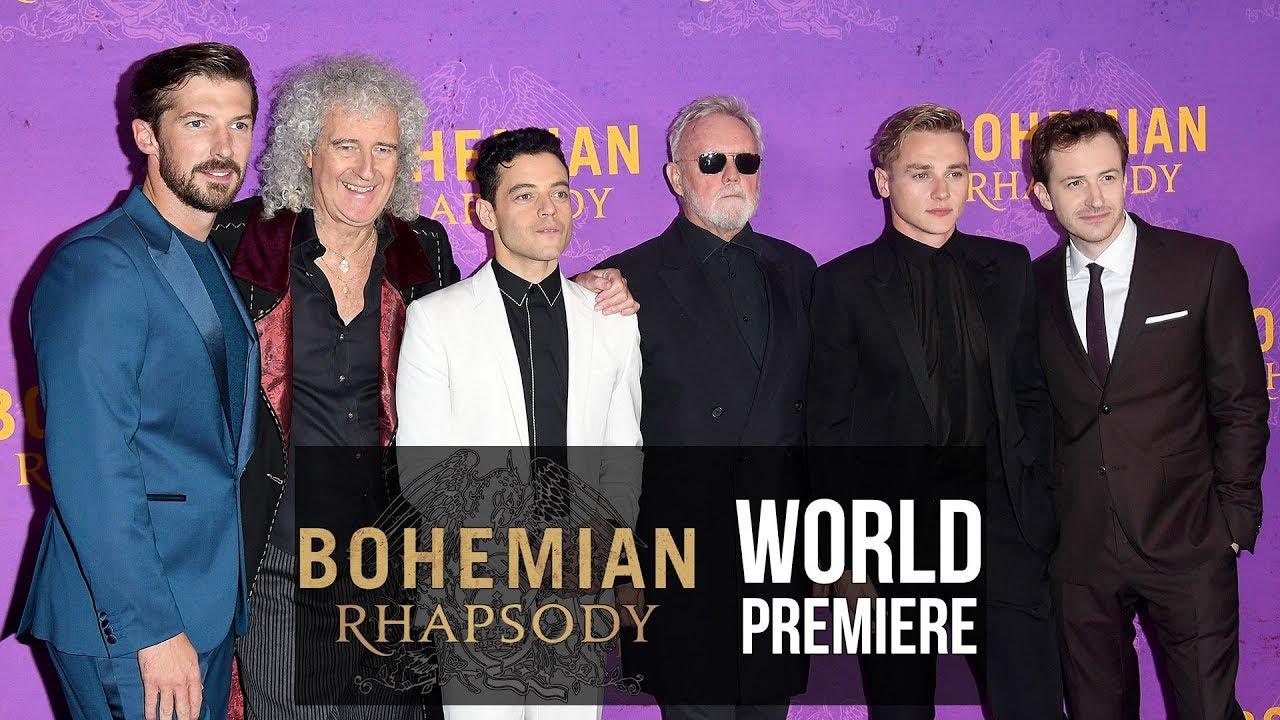 Bohemian Rhapsody Movie Aidan Gillen | Universal Movies