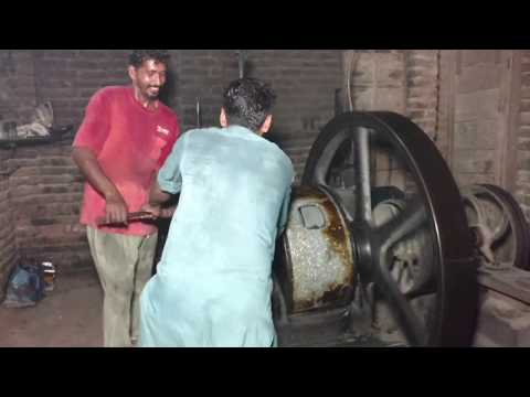 starting amazing old black engine working with amazing Technology agriculture in the Pakistan from YouTube · Duration:  8 minutes 27 seconds