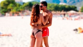 Kissing Prank - Kissing Norwegian Girls