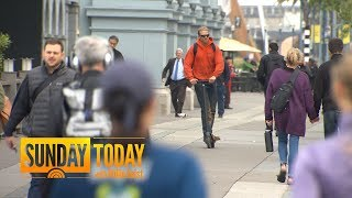 Inside The Electric Scooter Divide In San Francisco | Sunday TODAY