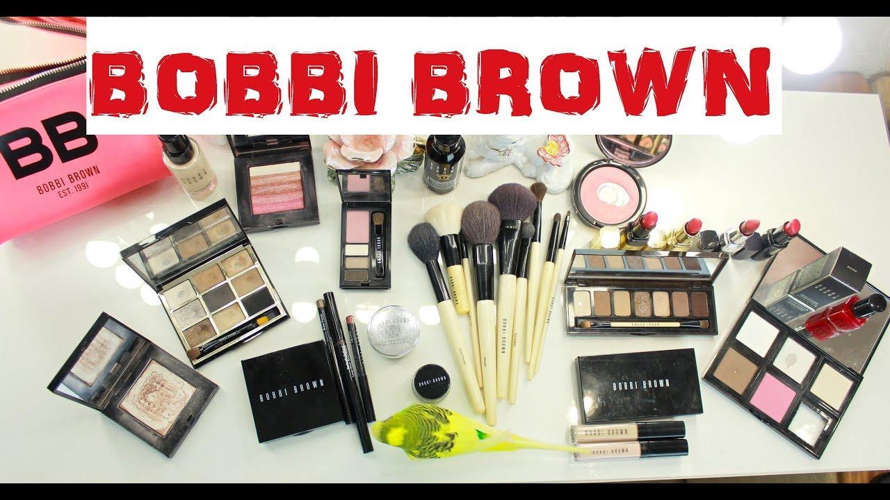 Косметика bobbi brown купить в интернет магазине аделейд косметика купить