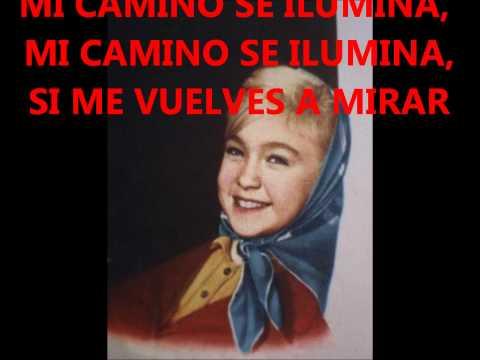 Marisol - Estando Contigo - Con Letra.wmv