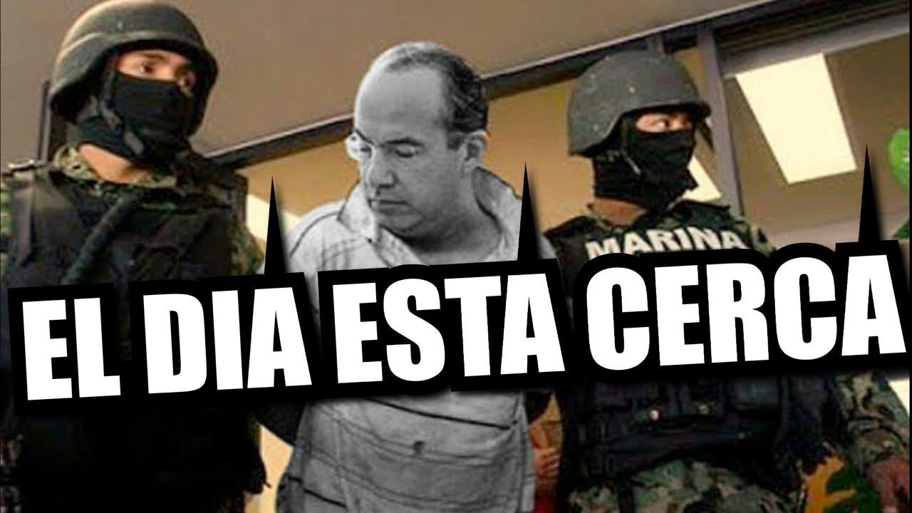 El día se acerca para Calderon