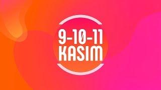 9-10-11 Kasım Büyük İndirim Günlerine Hazır Ol! | Trendyol