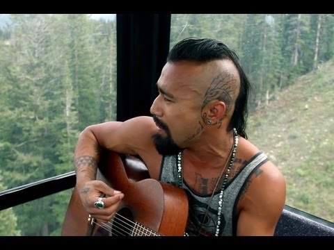 "Nahko ""Warrior People"" // Gondola Sessions"