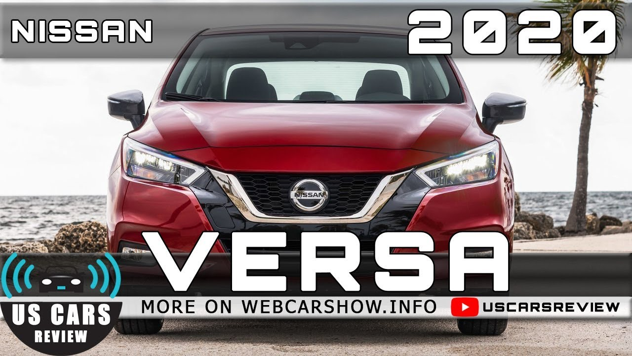 2020 Nissan Versa Review Release Date Specs Prices