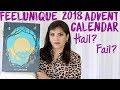 Feelunique Beauty Advent Calendar 2018 Unboxing: Hail or Fail?