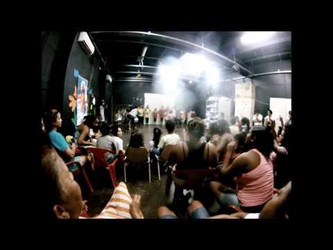 Em Cena Arte e Cidanania (Brasil - Recife Maio - 2014)