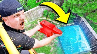 ANVIL vs 100 LAYERS OF ICE From 1,000CM!