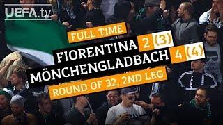 #UEL Fixture Flashback: Mönchengladbach 4-3 Fiorentina (Aggregate)