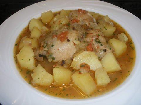 ragoût-de-poulet-facile-pommes-de-terre-sauce-curry