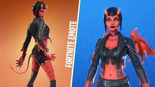 *SKIN* MALICE (Outfit Fortnite) FE TV
