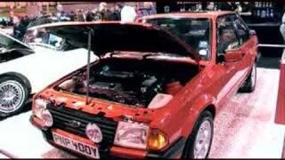 Ford Escort XR3i - NEC Classic Motor Show