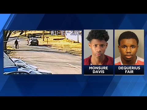 2 Birmingham men plead guilty in fatal shooting of Wenonah High School student
