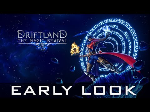Driftland: The Magic Revival (PC) Early Look |