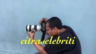 DJ Baby Fey, Jadi Objek Fotografer Akrom , saat di Trans TV, Jakarta Selatan