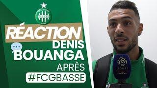 """VIDEO: Denis Bouanga : """"Un état d'esprit irréprochable"""""""
