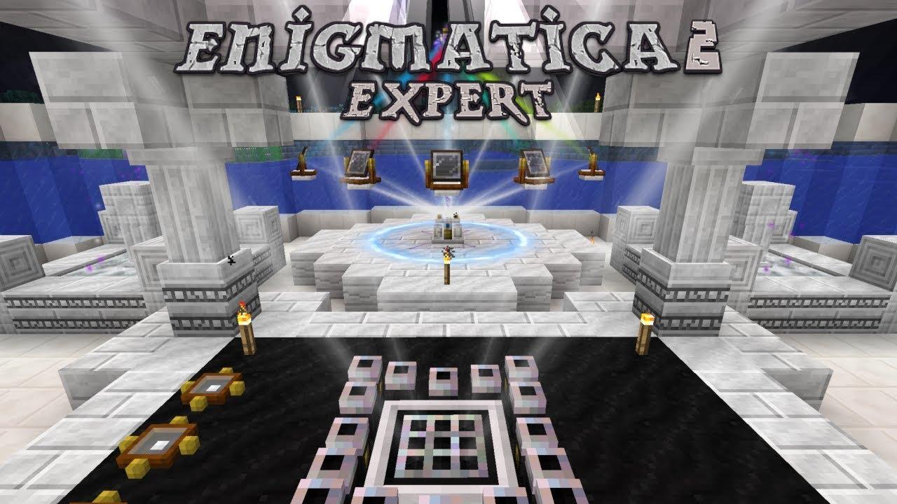 Enigmatica 2 Expert - HOROLOGIUM RITUAL [E65] (Modded Minecraft)
