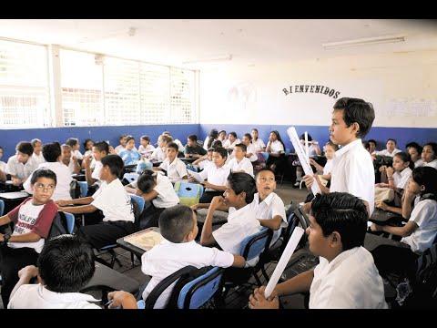 Sistema educativo nacional suspende sus actividades del 4 al 20 de abril