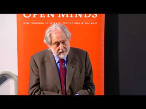 David Puttnam at Science Gallery