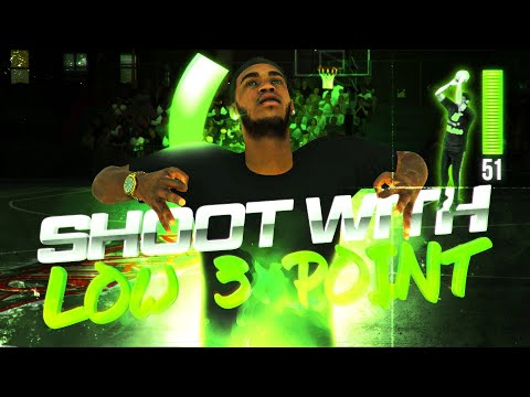 how-to-shoot-with-a-low-3-point-rating-in-nba-2k20!-best-jumpshot-nba-2k20!