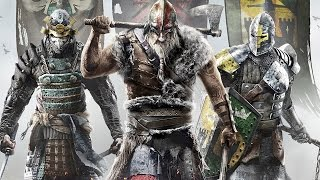 For Honor - Trailer de gameplay E3 2015