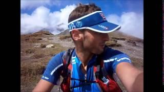 UTMB 2014 Ivan Prendes (ESP) Ultra-Trail du Mont Blanc