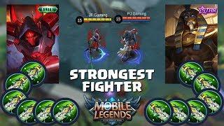 Download Video ARGUS VS ROGER !! NIH HERO SAKIT BANGET MAK !! MOBILE LEGENDS MP3 3GP MP4