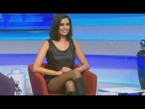 Bte7la El Hayet  - Episode 331 -  الممثلة أن ماري سلامة  - 18:22-2017 / 5 / 23