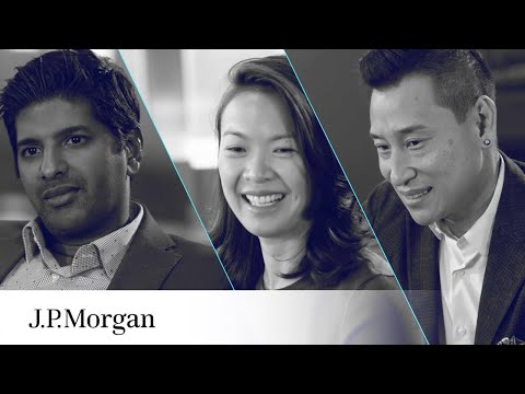 Blockchain, Open Banking And Machine Learning   Treasury Services Innovation   J.P. Morgan