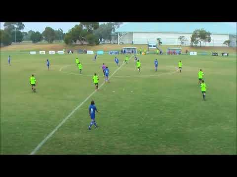 Northcote City FC vs Port Melbourne Sharks U15 2nd half