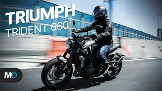 Download 2021 Triumph Trident 660 Review - Beyond the Ride