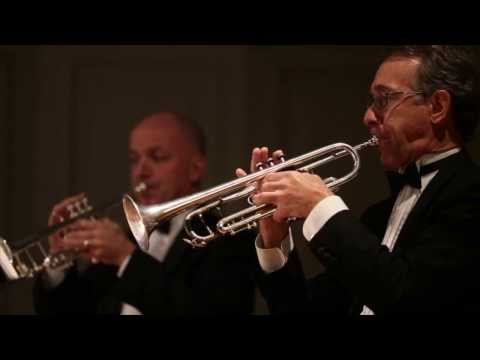 Trumpet Voluntary by Jeremiah Clarke - The Chamberlain Brass Quintet