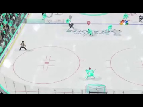 NHL 18: THE GOLDEN KNIGHTS ARE GOIN TO THE FINALS!!