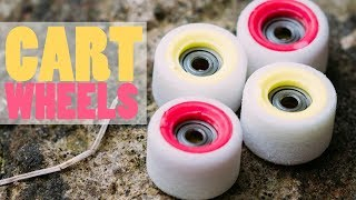 CARTWHEELS - Cartcores Fingerboard Wheels - Product Blog thumbnail