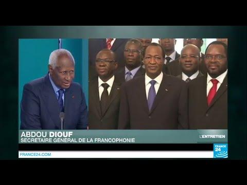 BURKINA FASO - Comment Blaise Compaoré en est arrivé là ? La réponse d'Abdou Diouf