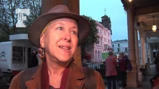Vox pops: Brighton Festival - Lucia