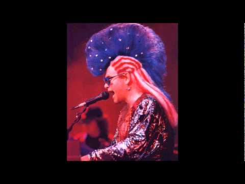 #9 - Saratoga Medley - Elton John - Live in Saratoga 1986