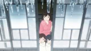 Wolf Children Official Clip - Playtime in the Winter