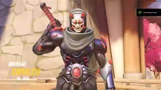 Overwatch - Gengu Nano Boosted (Triple) Highlight
