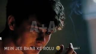 Mai jee Bhar ke ro Lu... || Awari - Ek villian || Sad song for || WhatsApp status ||