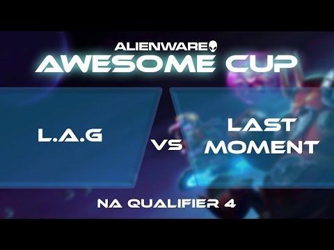 L.A.G vs Last Moment - AAC2: NA Qualifier 4