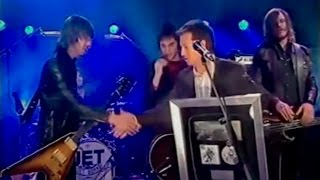Download lagu Jet 'Look What You've Done' ● Live on Rove (2004) Australian TV