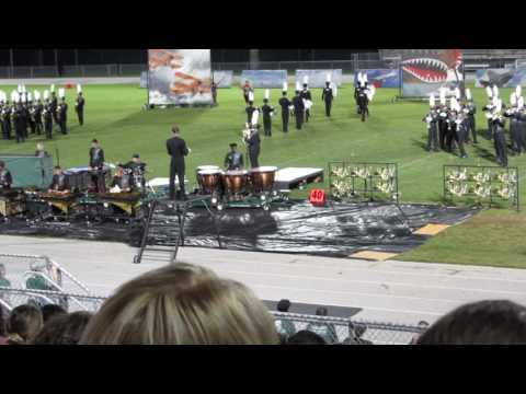 Lakewood Ranch High School band @ 2016 Newsome Music Festival