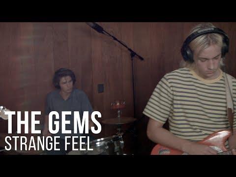 The Gems - Strange Feel - Live at The Recordium