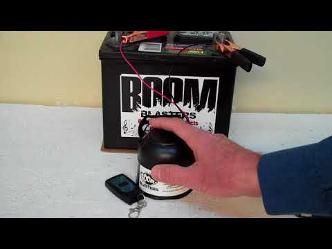 Dukes Dixie Sounds Car Horn Wireless