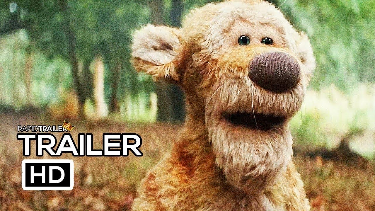 Christopher Robin Official Trailer 3 2018 Disney Live Action